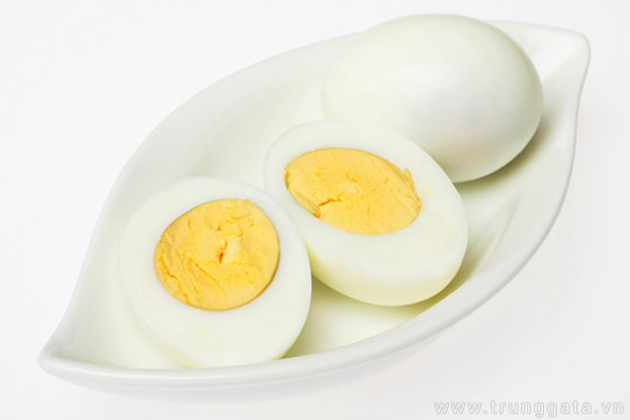 Trứng gà ta tươi - ngon - sạch